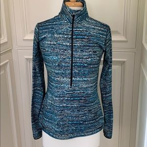 Nike thermal layer 3/4 zip size L
